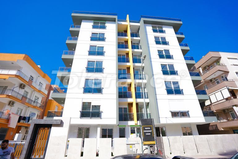 Spacious apartments in Muratpasha, Antalya from a reliable developer - 34534 | Tolerance Homes