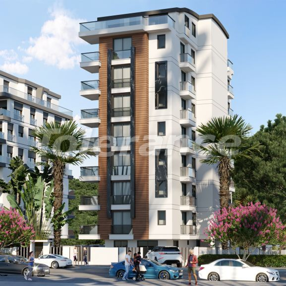 Spacious apartment in the center of Antalya from a reliable developer - 30804 | Tolerance Homes