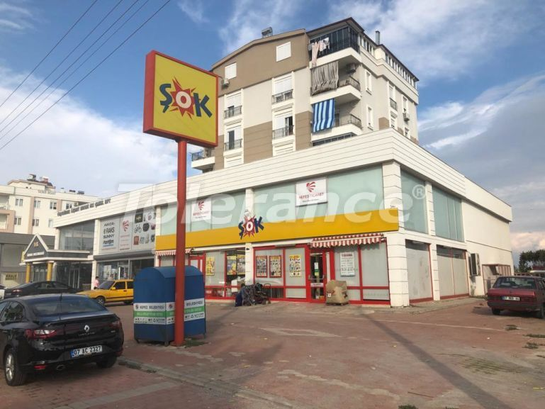 Commercial premises in Kepez, Antalya - 30900   Tolerance Homes