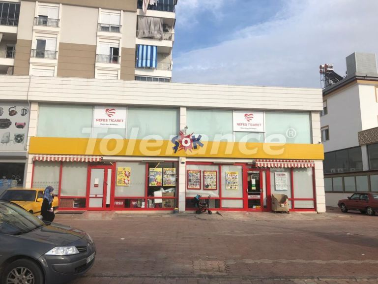 Commercial premises in Kepez, Antalya - 30899   Tolerance Homes