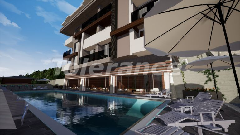 Apartments in Fethiye from the developer with installments - 30920   Tolerance Homes