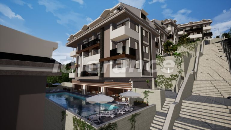 Apartments in Fethiye from the developer with installments - 30927   Tolerance Homes