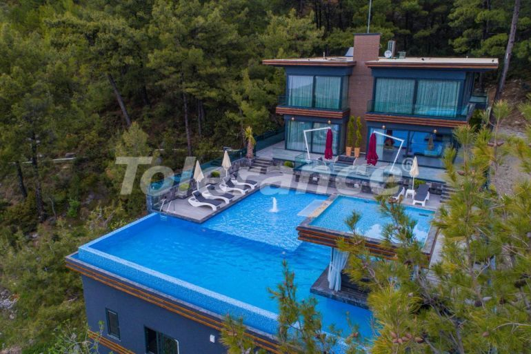 Luxury villa in Kalkan with a huge private garden and with the Sea view - 31021   Tolerance Homes