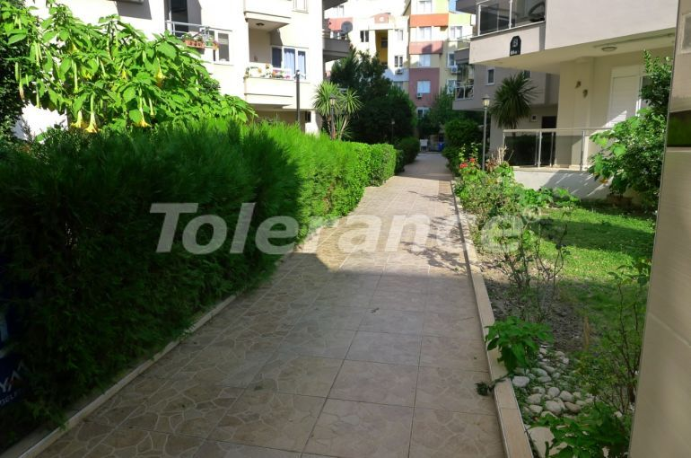 Spacious resale apartments in Liman, Konyaalti in a complex with a swimming pool - 31121 | Tolerance Homes