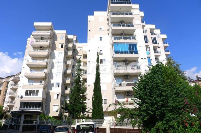 Spacious resale apartments in Liman, Konyaalti in a complex with a swimming pool - 31122 | Tolerance Homes
