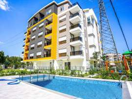 Modern apartments in Hurma, Konyaalti in a complex with a swimming pool, by installments from the developer - 41442 | Tolerance Homes
