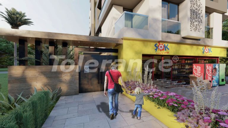 Commercial premises in Hurma, Konyaalti with a ready tenant - 31292 | Tolerance Homes