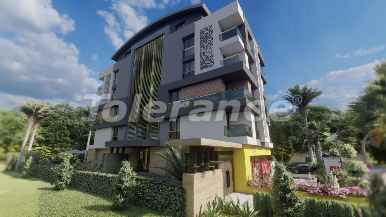 Commercial premises in Hurma, Konyaalti with a ready tenant - 31290 | Tolerance Homes