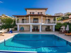Private villa in Kas profitable for investment with outdoor pool, and with magnificent sea views - 31435 | Tolerance Homes
