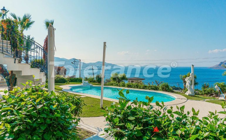 Detached villa in Yalikavak, Bodrum with panoramic sea view - 31870   Tolerance Homes