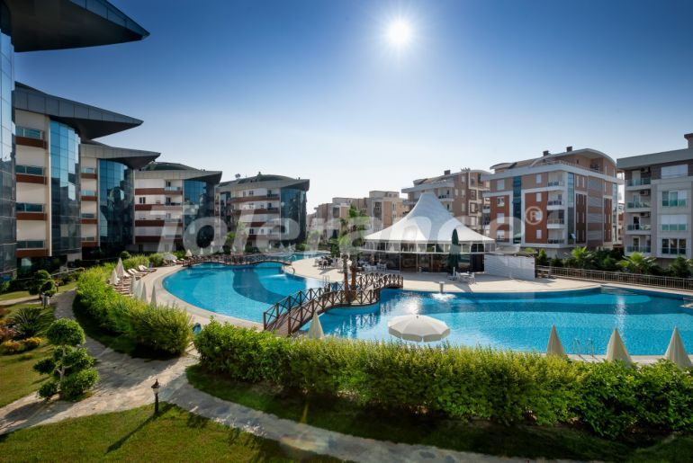 One-bedroom resale apartment in Liman, Antalya just 600 meters from the sea - 31509 | Tolerance Homes