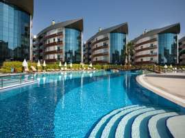 One-bedroom resale apartment in Liman, Antalya just 600 meters from the sea - 31510 | Tolerance Homes