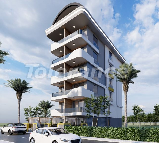 Cozy apartments in Alanya, 100 m to the sea - 31619 | Tolerance Homes