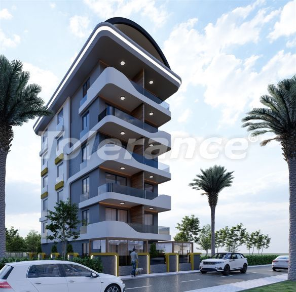 Cozy apartments in Alanya, 100 m to the sea - 31613 | Tolerance Homes