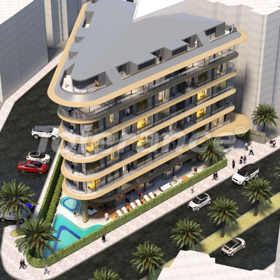 Luxurious modern apartments in Alanya, Cleopatra beach from the developer by installments - 31644 | Tolerance Homes