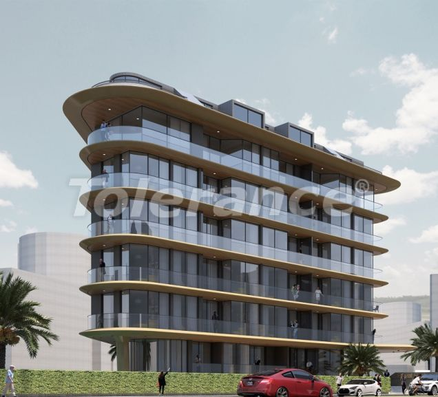 Luxurious modern apartments in Alanya, Cleopatra beach from the developer by installments - 31646 | Tolerance Homes
