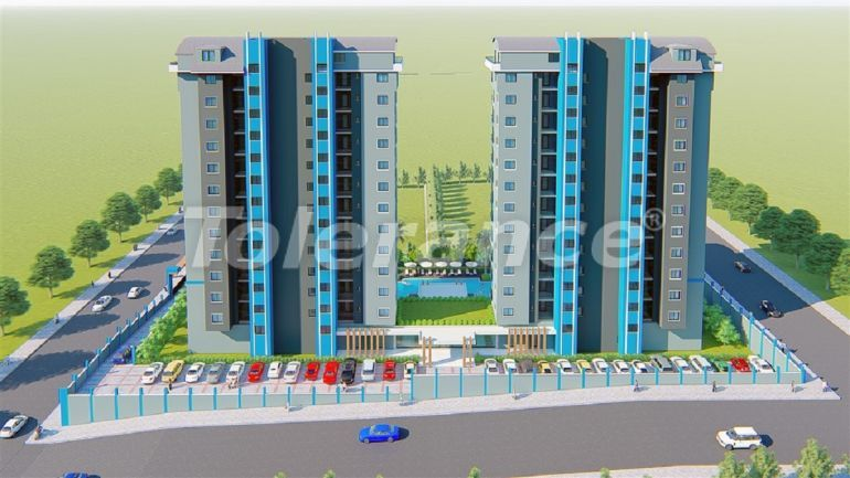 New apartments in Alanya, Mahmutlar by installments from the developer - 31654 | Tolerance Homes