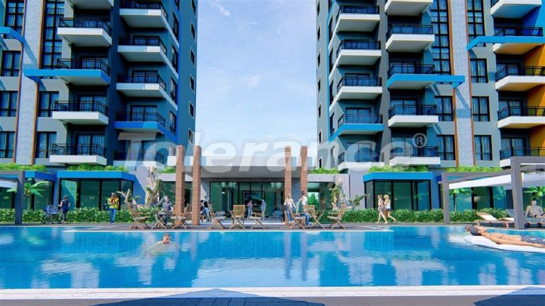 New apartments in Alanya, Mahmutlar by installments from the developer - 31657 | Tolerance Homes