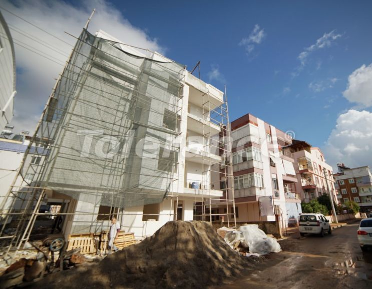 Apartments in the center of Antalya from the developer - 31717   Tolerance Homes