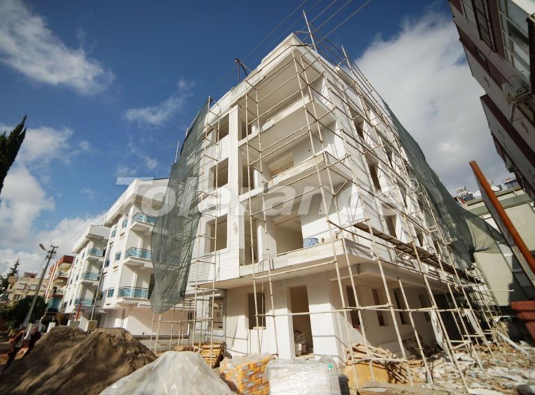 Apartments in the center of Antalya from the developer - 31718   Tolerance Homes
