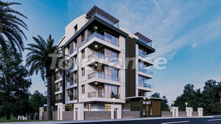 Luxury apartments in Hurma, Konyaalti from a reliable developer, by installments - 31785   Tolerance Homes