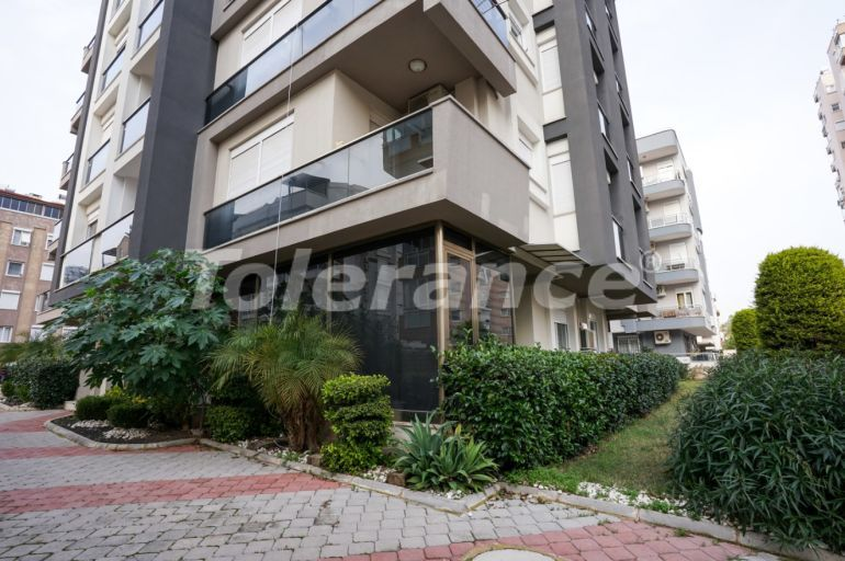Luxurious secondary apartment in Liman, Konyaalti with furniture and appliances - 32069 | Tolerance Homes