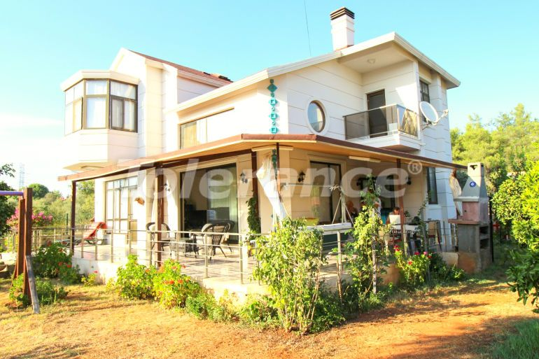 Private house in Duaci, Antalya with a large garden plot - 32854   Tolerance Homes