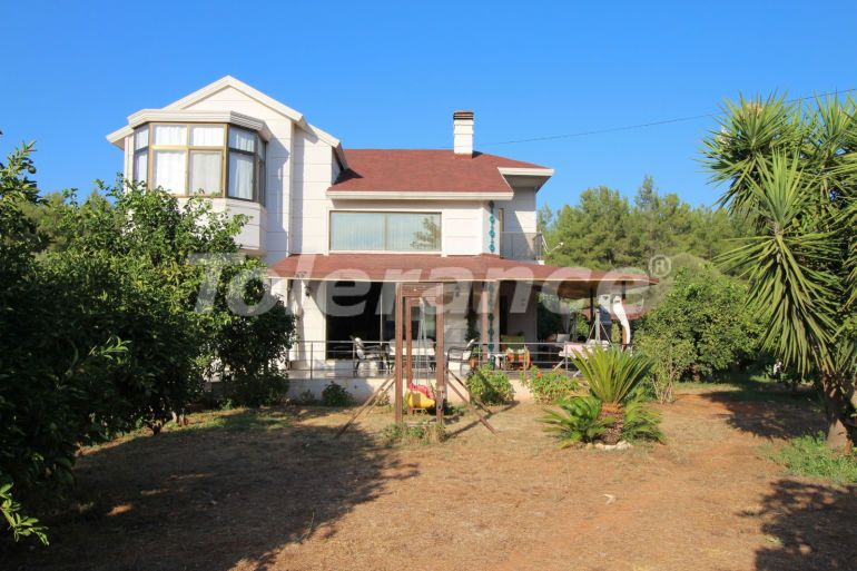Private house in Duaci, Antalya with a large garden plot - 32853   Tolerance Homes