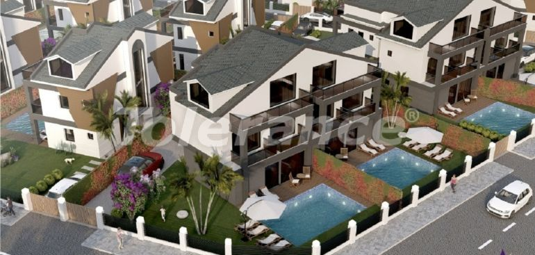 Luxury villas in Fethiye just 500 m from the famous Calis beach - 32867 | Tolerance Homes