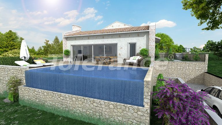 Luxury villas in Fethiye with private pool and rental guarantee - 32873 | Tolerance Homes