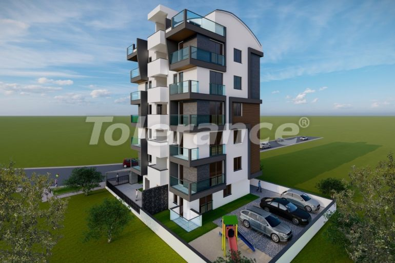 Two-bedroom apartments in Muratpasha, Antalya from developer - 33090 | Tolerance Homes