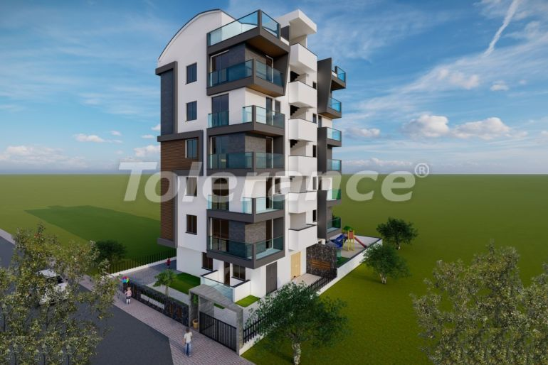 Two-bedroom apartments in Muratpasha, Antalya from developer - 33084 | Tolerance Homes