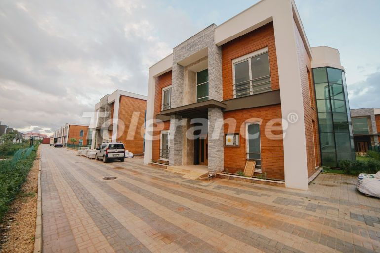 Villa in Dosemalti, Antalya with a private garden plot in a complex with infrastructure - 32963   Tolerance Homes