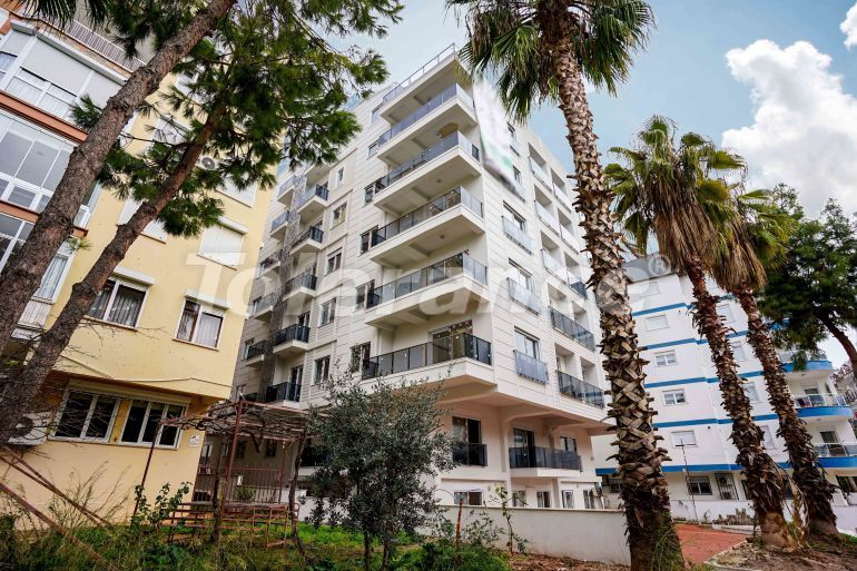 Luxury apartments in the center of Antalya just 200 meters from the sea - 33046   Tolerance Homes