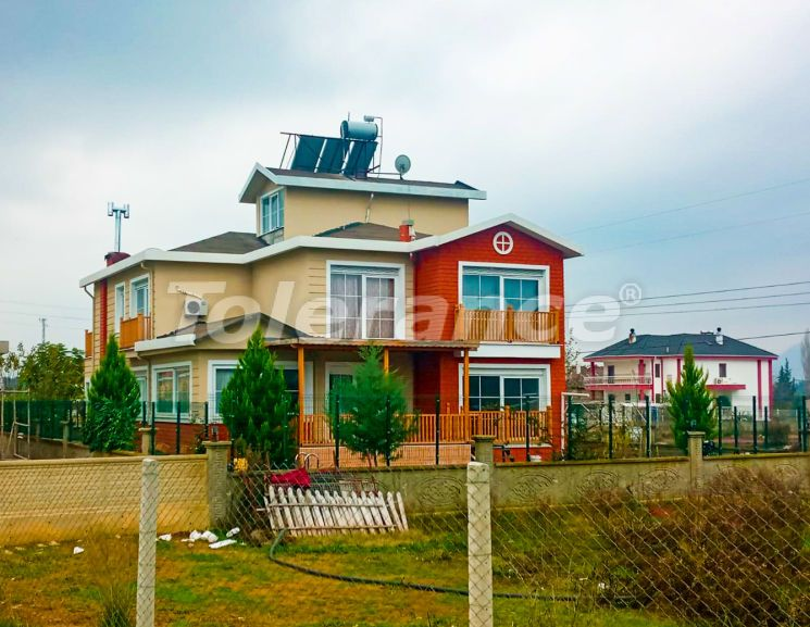 Detached villa in Dosemealti, Antalya with private pool - 33117   Tolerance Homes