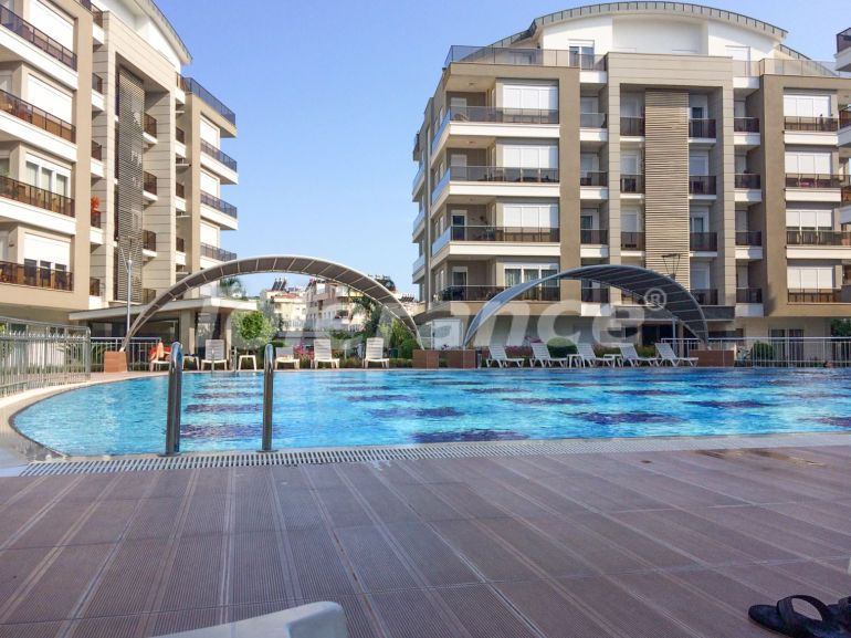 One-bedroom secondary apartment in Liman, Konyaalti in a luxury complex - 33190 | Tolerance Homes