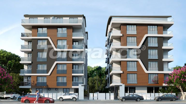 Modern apartments in the center of Antalya from a reliable developer - 33192 | Tolerance Homes