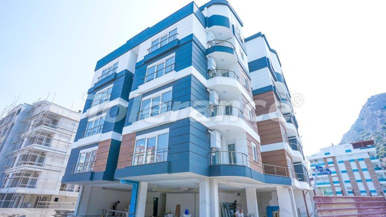Modern apartments in Hurma, Konyaalti from the developer - 41949   Tolerance Homes