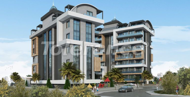Modern apartments in Alanya (Avsallar) from a reliable developer with installment payment - 33231 | Tolerance Homes