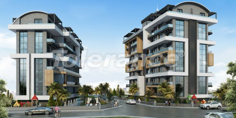 Modern apartments in Alanya (Avsallar) from a reliable developer with installment payment - 33230 | Tolerance Homes