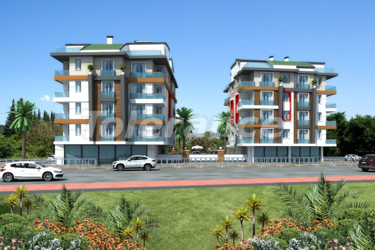 Luxury apartments in Hurma, Konyaalti from a reliable developer - 33261 | Tolerance Homes