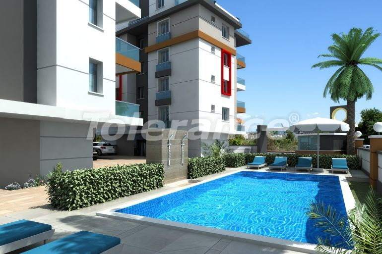 Luxury apartments in Hurma, Konyaalti from a reliable developer - 33260 | Tolerance Homes