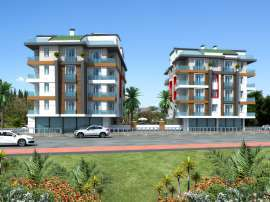 Luxury apartments in Hurma, Konyaalti from a reliable developer