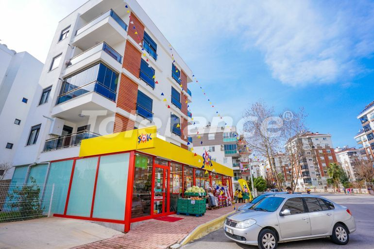Commercial premises in Muratpasa, Antalya with a ready tenant - 33267   Tolerance Homes