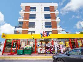 Commercial premises in Muratpasa, Antalya with a ready tenant - 33270   Tolerance Homes
