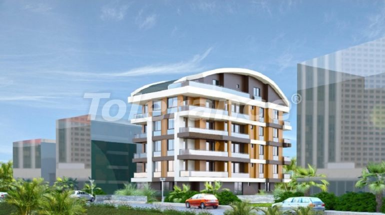 New apartments in the center of Antalya near the sea - 33559   Tolerance Homes