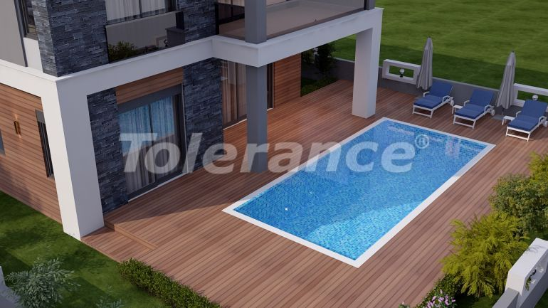 Luxurious detached villa in Dosemealti, Antalya with private pool - 33594 | Tolerance Homes