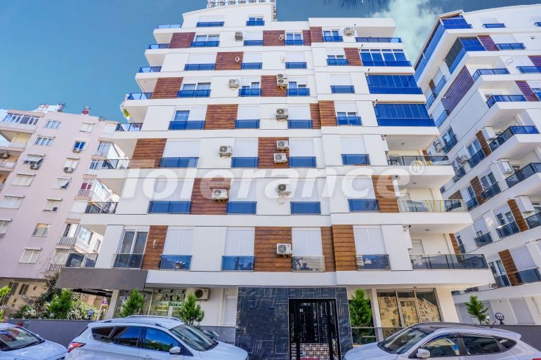 Inexpensive two-bedroom apartment in the center of Antalya - 33609 | Tolerance Homes