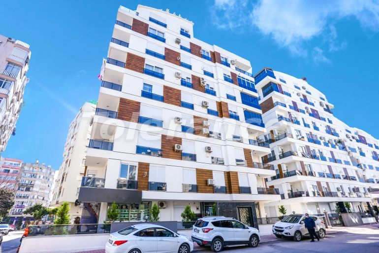 Inexpensive two-bedroom apartment in the center of Antalya - 33610 | Tolerance Homes