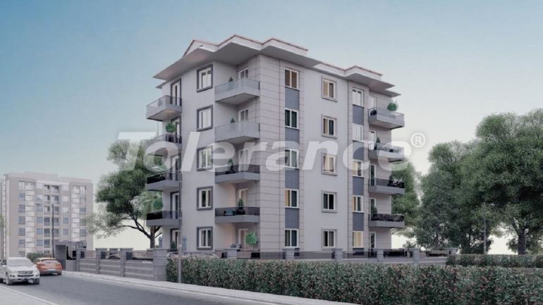 Modern apartments in Mahmutlar, Alanya from the developer - 33694 | Tolerance Homes
